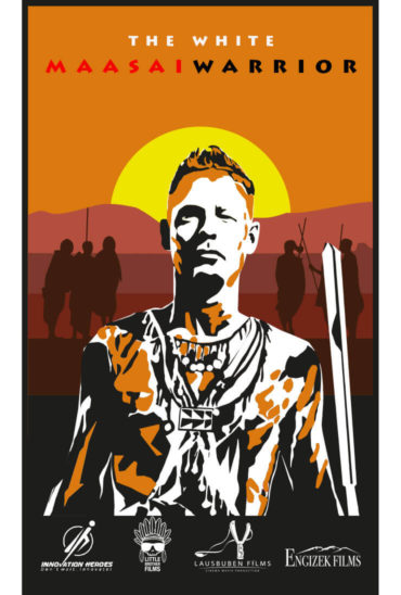 The White Maasai Warrior